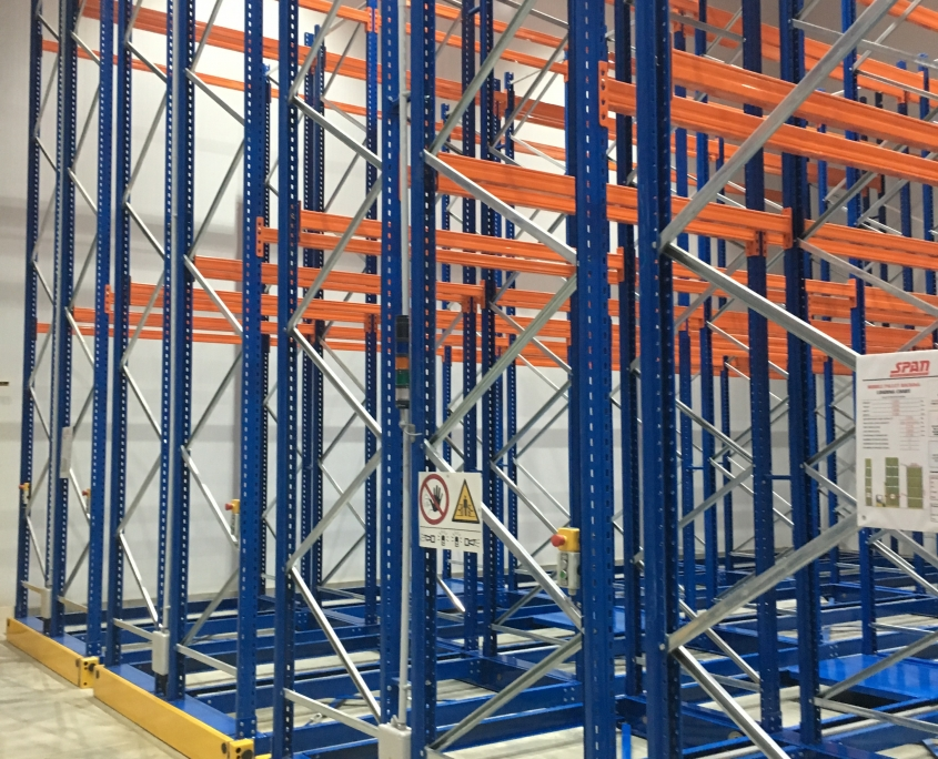 Home - AL AQDEEN TRADING - Industrial Racking & Shelving in Oman